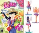 Magic Pocket & Figurine Winx (Bloom, Stella, Musa)