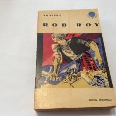 Rob Roy -  Walter Scott-RF5/1