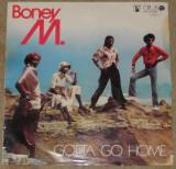 Vinil/vinyl Boney M. – Gotta Go Home(compilatie) ,1980,VG