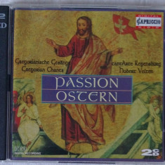 2CD Gregorian Chants - Passion / Ostern, CD