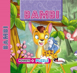 Povesti cu Puzzle - Bambi, Aramis