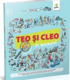 Teo si Cleo in weekend, gama