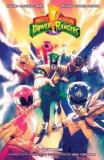 Mighty Morphin Power Rangers, Volume 1, Paperback