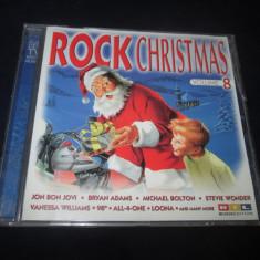 Various - Rock Christmas , vol.8 _ CD _ Polystar (Germania , 1999)