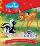 Disney. Bambi. Cele mai frumoase povesti clasice, Vol. 1, litera