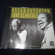 Oscar Peterson & Roy Eldridge	Oscar Peterson & Roy Eldridge_CD_Universal(EU)