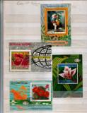 1975 guinea flori stampilate, Nestampilat