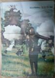 Afis film Ecaterina Teodoroiu . Format A2 Primul razboi mondial 1RM