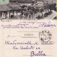 Salutari din Romania-Salina Ocnele Mari (Valcea) -clasica, Circulata, Printata