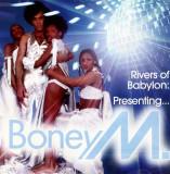 Boney M Rivers of Bbabylon Best Of (cd)