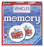 Joc Memorie vehicule - VV25156, Ravensburger