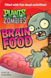 Plants vs. Zombies: Brain Food, Hardcover
