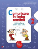 Comunicare In Limba Romana. Caiet De Lucru Pentru Clasa A II-a, litera