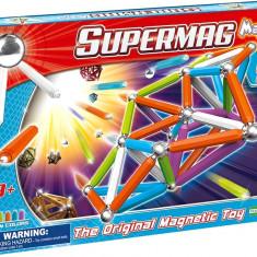 SUPERMAG MAXI NEON - SET CONSTRUCTIE 66 PIESE - VV25402