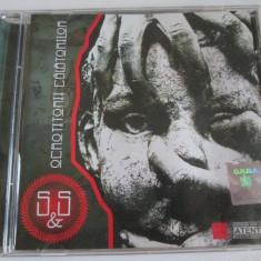 Raritate! CD Hip Hop Ocrotitorii Calatorilor-Sfantu' & Stan(ex.Sotto Inteso)2010
