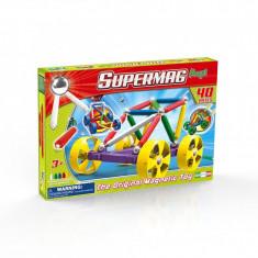 SUPERMAG MAXI WHEELS - SET CONSTRUCTIE 40 PIESE - VV25412