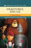 Vrajitorul din Oz, litera
