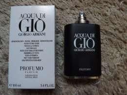 Tester Parfum Armani Acqua Di Gio Profumo-  100ml foto