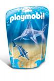 Peste-sabie cu pui - VV25039, Playmobil