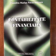 DUMITRU MARIUS PARASCHIVESCU - CONTABILITATE FINANCIARA (2003, 535 PAG. - NOUA!)