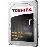 Hard disk Toshiba X300 6TB SATA-III 3.5 inch 7200 rpm 128MB Bulk