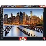 Puzzle City of Skyscrapers 1000 piese - Puzzle Educa - VV25760