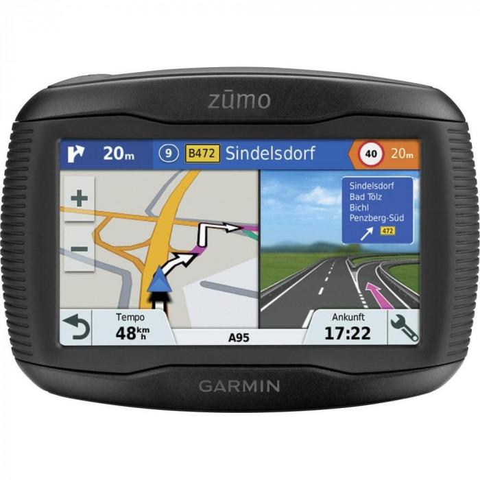Resigilat : Sistem de navigatie GPS pt moto Garmin Zūmo 345LM 4.3inch cu harta Eu