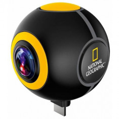 Camera Video Spy Android Action 720HD - VV25603, National Geographic