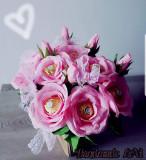 Flori cu bomboane