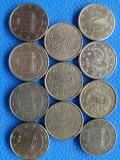 11 Monede 10 euro centi, Europa