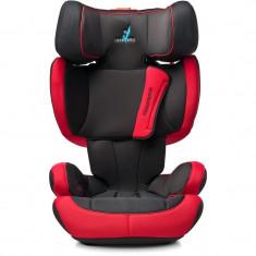 Scaun auto cu Isofix Caretero Huggi Red