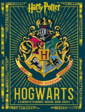 Hogwarts: A Cinematic Yearbook (Harry Potter), Hardcover