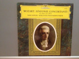 MOZART – SYMPHONY CONCERTANTI kv 364 & kv 297b (1979/POLYDOR/RFG) - VINIL/NM, Deutsche Grammophon