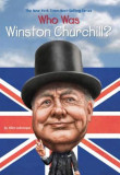 Who Was Winston Churchill?, Paperback