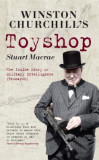 Winston Churchill's Toyshop: The Inside Story of Military Intelligence (Research), Paperback