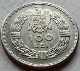 100 Lei 1932 Ag  Londra, Romania, a UNC, Argint