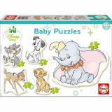 Puzzle Baby Disney Animals 19 Piese - VV25770, Educa