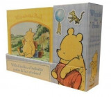 Winnie the Pooh 6 Books Collection Set with Poster & Stickers