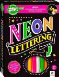 ZAP EXTRA Neon Chalk Letttering
