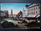 ORADEA - PIATA BEMER - INCEPUT DE 1900