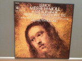 J.S.BACH – MESSE H-MOLL/MASS in B-Minor... – 3LP BOX (1977/CBS/RFG) - Vinil/NM+, Columbia