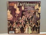 J.STRAUSS – THE BAT - Wiener Philharmoniker & Karajan (1967/DECCA/RFG - VINIL/NM, decca classics