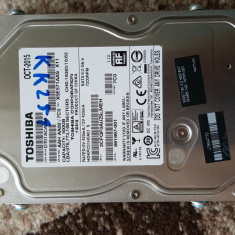 Hard Disk Toshiba 500 GB 3.5 ,700 RPM intern SATA 6.0Gb / s 661697-001, 500-999 GB, 7200, 16 MB