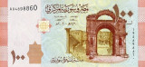 SYRIA █ bancnota █ 100 Pounds █ 2009 █ P-113 █ UNC █ necirculata