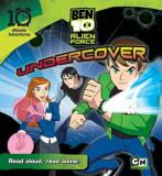 Ben 10 Alien Force: Undercover, egmont