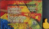 Desen artistic si educatie plastica manual pentru clasa a V a Nicolae Filoteanu