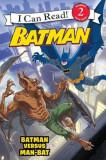 Batman Versus Man-Bat, Paperback