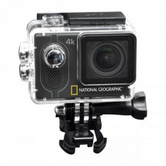 Camera Video Motion Pro Ultra HD 4K Waterproof - VV25720, National Geographic