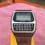 CITIZEN CALCULATOR ALARM LCD VINTAGE RAR, Quartz