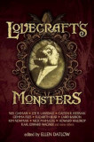 Lovecraft's Monsters, Paperback